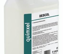DESCOL 5 litros Desinfectante hidroalcohólico