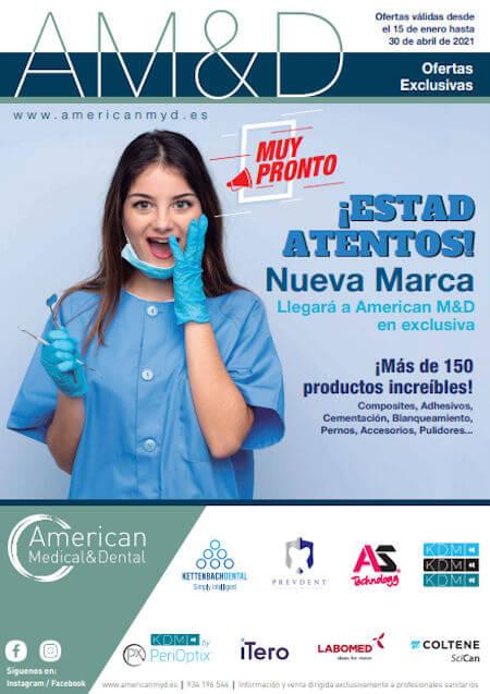 Ofertas dentales AM&D